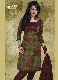 Women Traditional Suits (U-5029)
