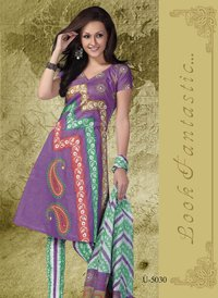 Women Traditional Suits (U-5030)
