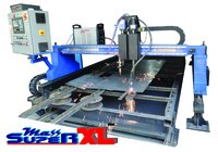 Cnc Super Xl Gas Cutting Machine