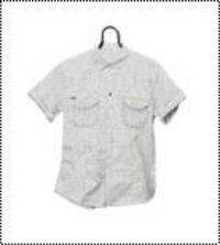 Mens Casual Half Shirt