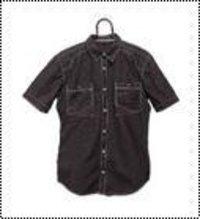 Stylish Mens Half Shirt