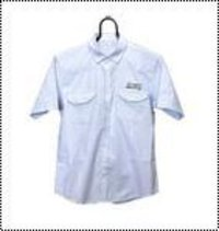 Men's Cotton Half Shirt