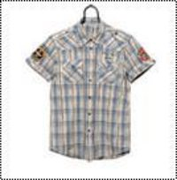 Men'S Casual Half Shirt