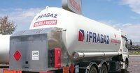 Lng Transport Tank Bob Tail ( Mounted On Truck) 