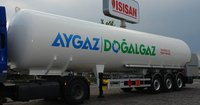 Lng Transport Tank (Semi Trailer)