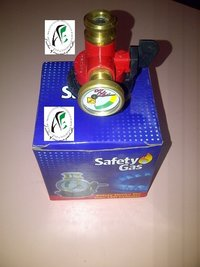 LPG Cylinder Safety Device