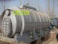 Scrap Plastic Pyrolysis Machine