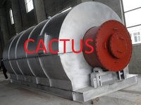 Waste Plastic And Rubber Refining Machine