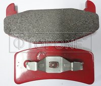 Semi Metallic Brake Pad