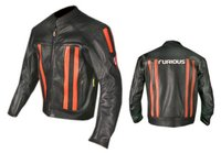 Vintage-­Cruiser Motorbike Leather Jacket