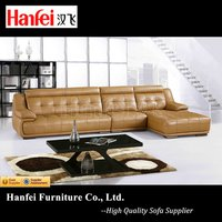 Leather Sofa Set (F815-1)
