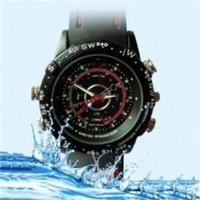 Water Proof Spy Wrist Watch