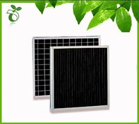 Panel Disposable Activated Carbon Air Filter