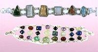 Silver Bead Bracelets