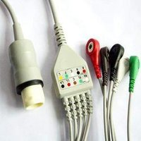 ECG Cable With Lead Wires