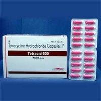 Tetracycline Hydrochcloride Capsules I.P.