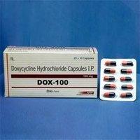 Doxycycline Hydrochloride Capsules I.P. - Dox 100