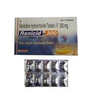 Ranitidine Hydrochloride Tablets I.P. - Ranicid