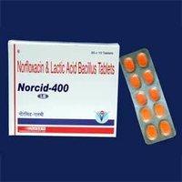 Norfloxacin & Lactic Acid Bacillus - Norcid
