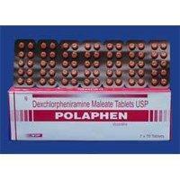 Dexchlorpheniramine Maleate Tablets Usp - Polaphen