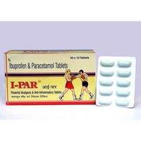 Ibuprofen & Paracetamol Tablets - I Par