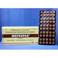 Mefenamic Acid & Dicyclomine Hydrochloride Tablets