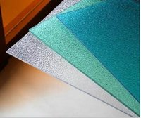 Polycarbonate Solid Embossed Sheet
