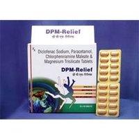Diclofenac Sodium Paracetamol Chlorpheniramine Maleate