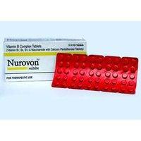Vitamin B Complex Tablets - Nurovon