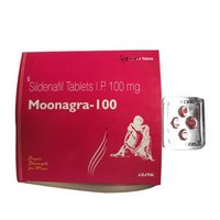 Sidenafil Tablets I.P 100 - Moonagra