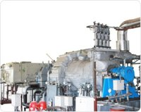 Condensing Turbine Double Extraction