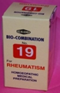 Debco'S Bio-Combination No.19 Heumatism