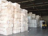 Industrial Cotton Bales