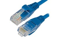 CAT5E 350 Mhz Snagless Patch Cable Grey