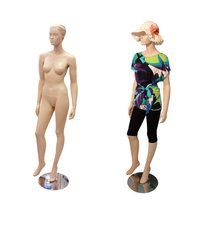 High Glossy Female Mannequin (F-12009)