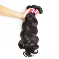 Wavy Extensions Human Hair 