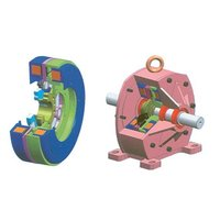 Electromagnetic Clutches Brake Combination Units