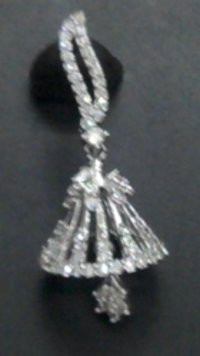 American Diamond Earring