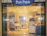 Polycarbonate Rolling Door Shutter