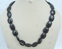 Black Chalcedony Necklaces