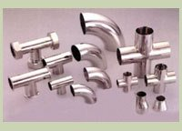 Elbow, Tee, Bend, Union, Reducer & Dairy Valve