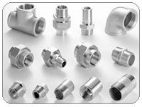 Nickel Alloys Forged Fittings