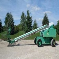 80ft Telescopic Boom Lift Hiring Services
