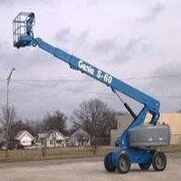 60ft Man Lift Hiring Services