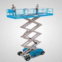 Scissor Lift Hiring Services