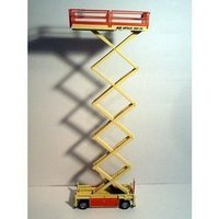 Scissor Lift Rental Services
