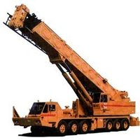 Construction Crane Rental Services
