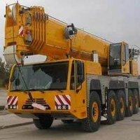 Industrial Hire Hydraulic Crane Hiring Services