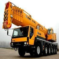 Hydraulic Crane Hiring Service