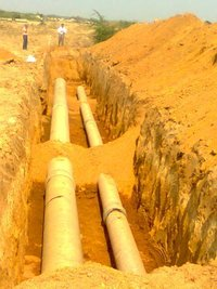 GRP/GRE Pipes
